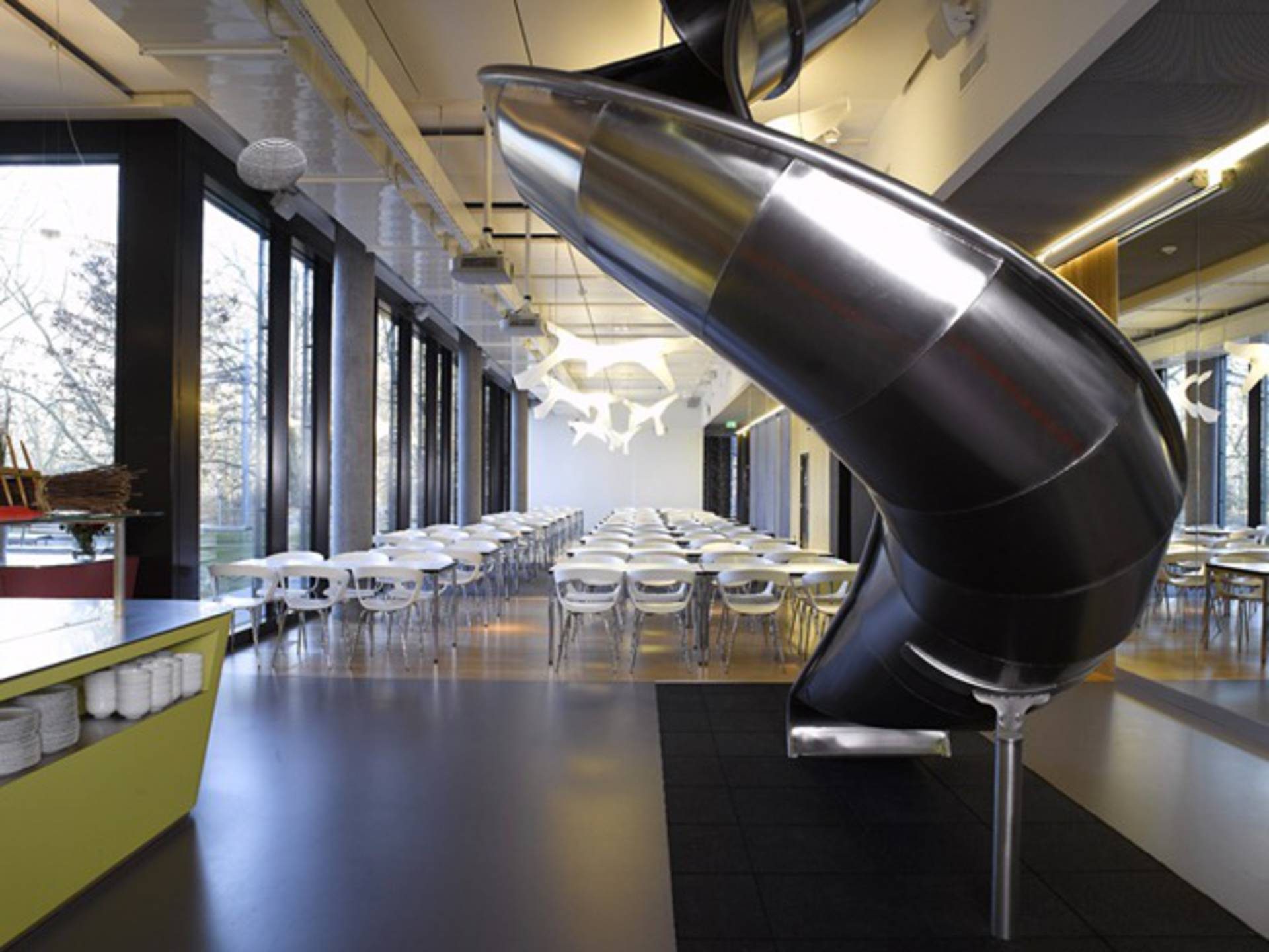 very creative and crazy google office in zurich  home reviews -  very creative and crazy google office in zurich