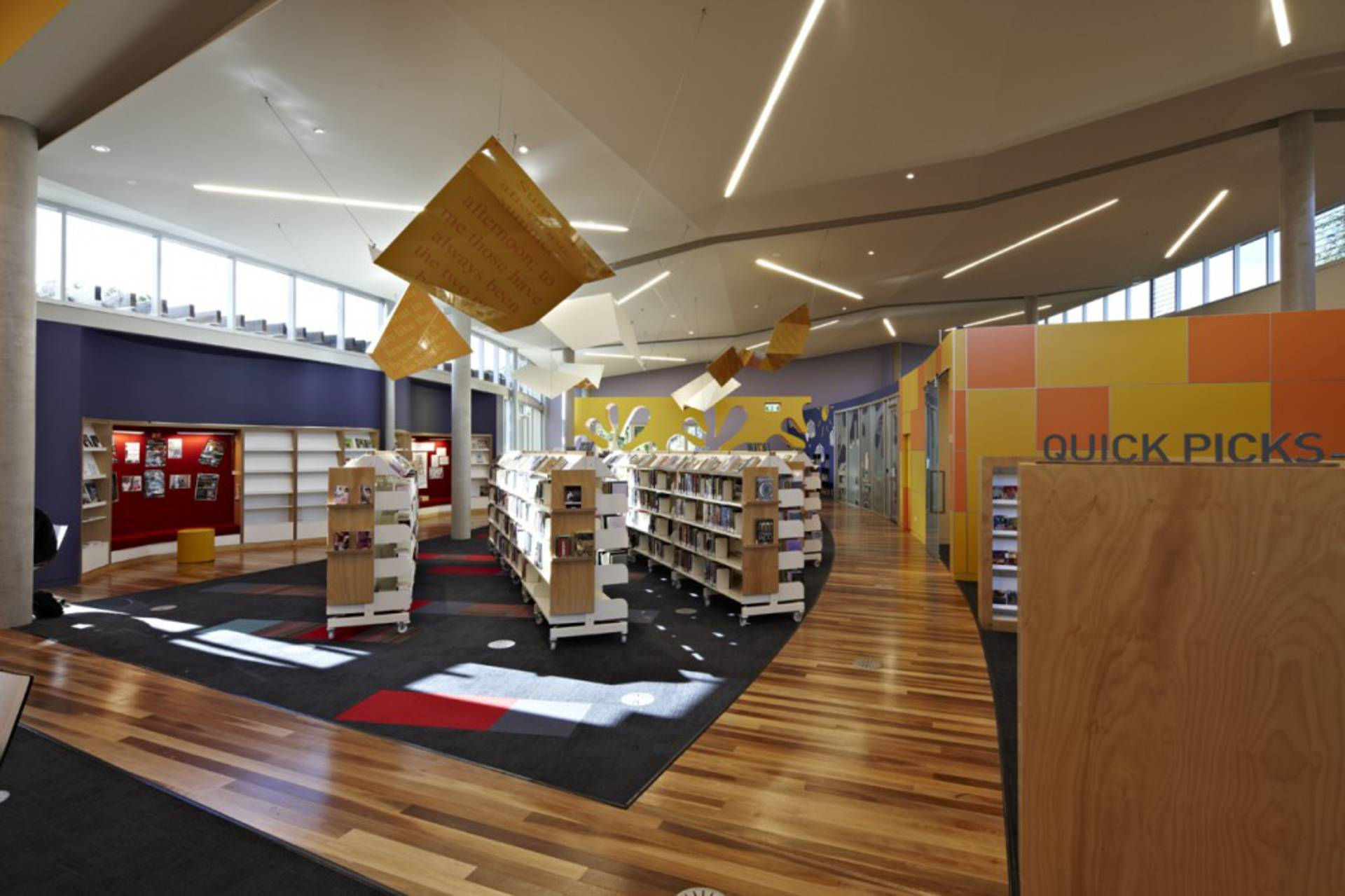 Australia Cooroy Library And Digital Information Hub In Queensland