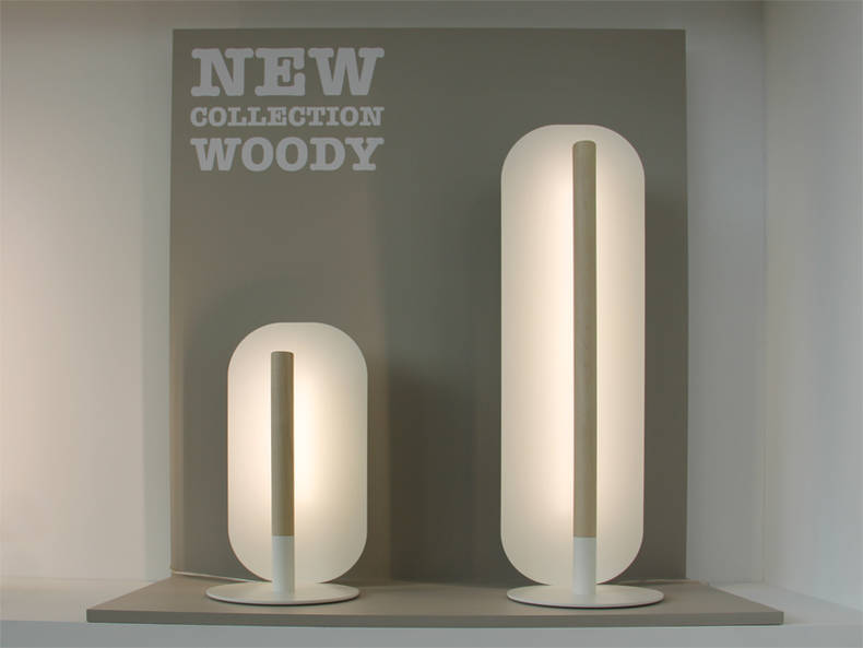 'Woody' collection from 'Goodbye Edison'