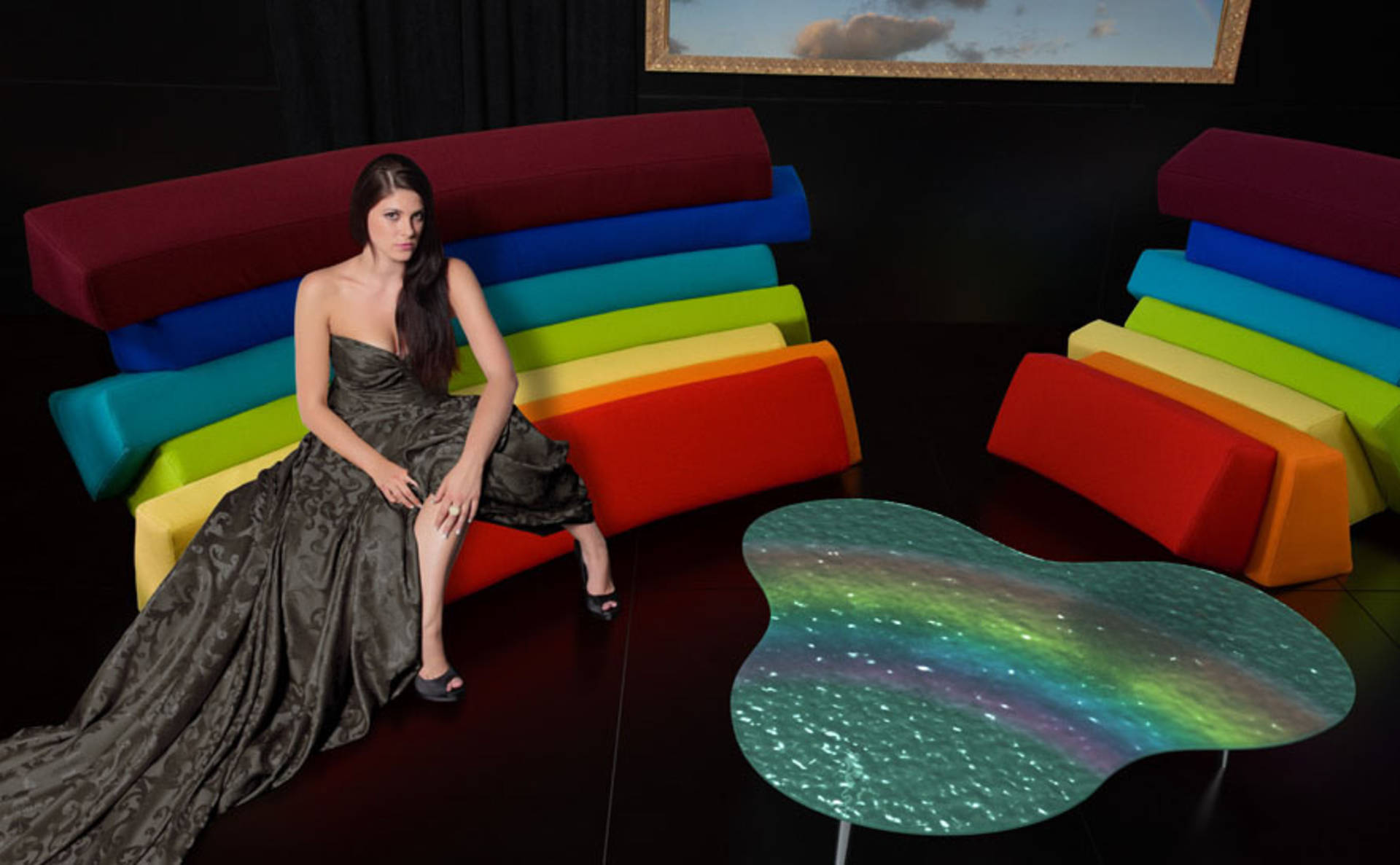 Rainbow Furniture By DIZAJNO Home Reviews