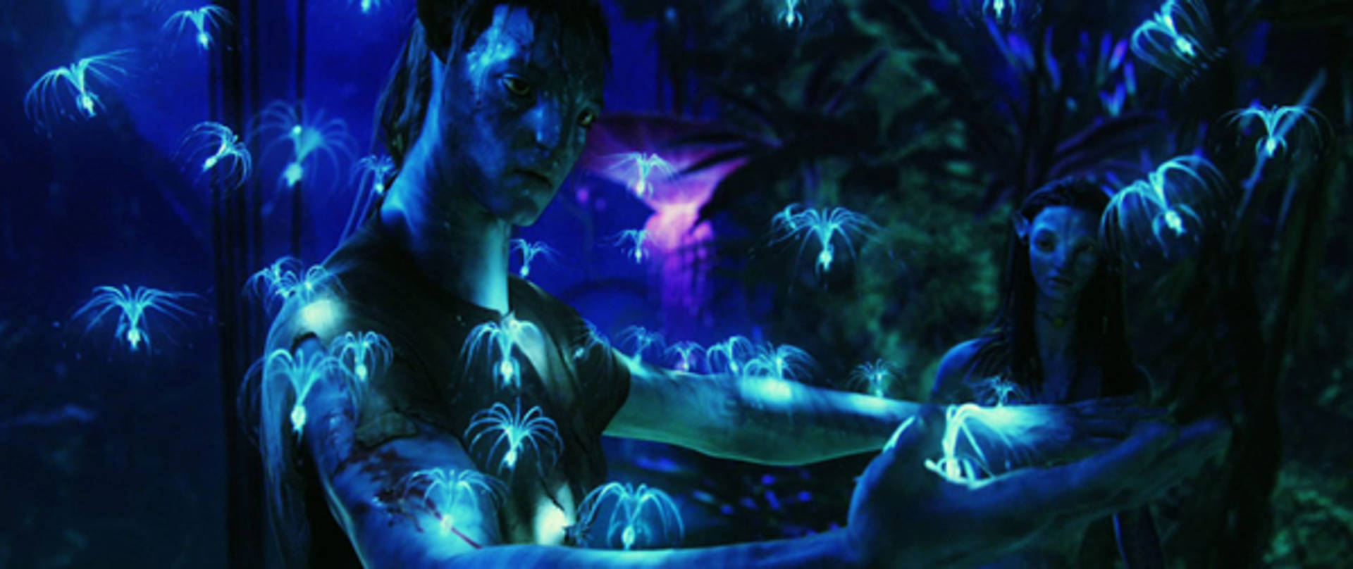Avatar Bedside Lamp For Fans Of The Avatar Movie Home