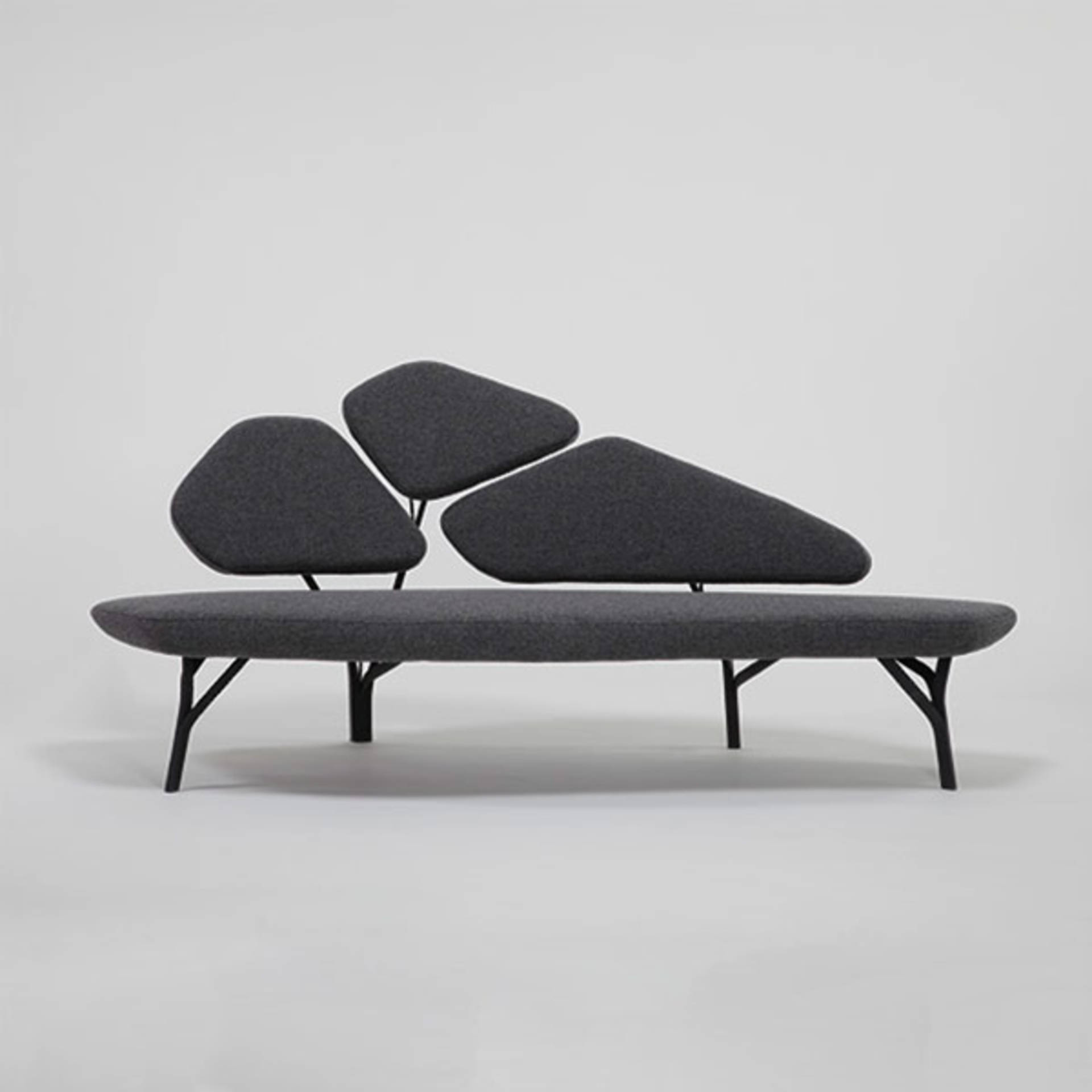Borghese Sofa Shaped Stone Pine Tree By Noé Duchaufour Lawrance