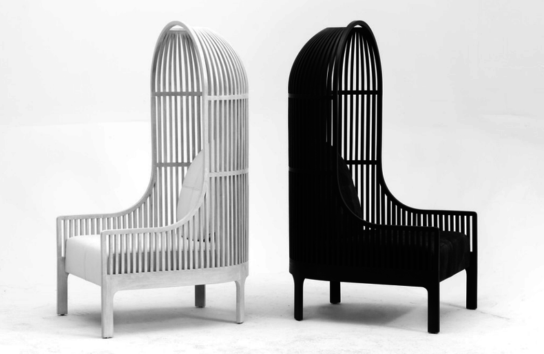 Beautiful Nest Chair by Autoban