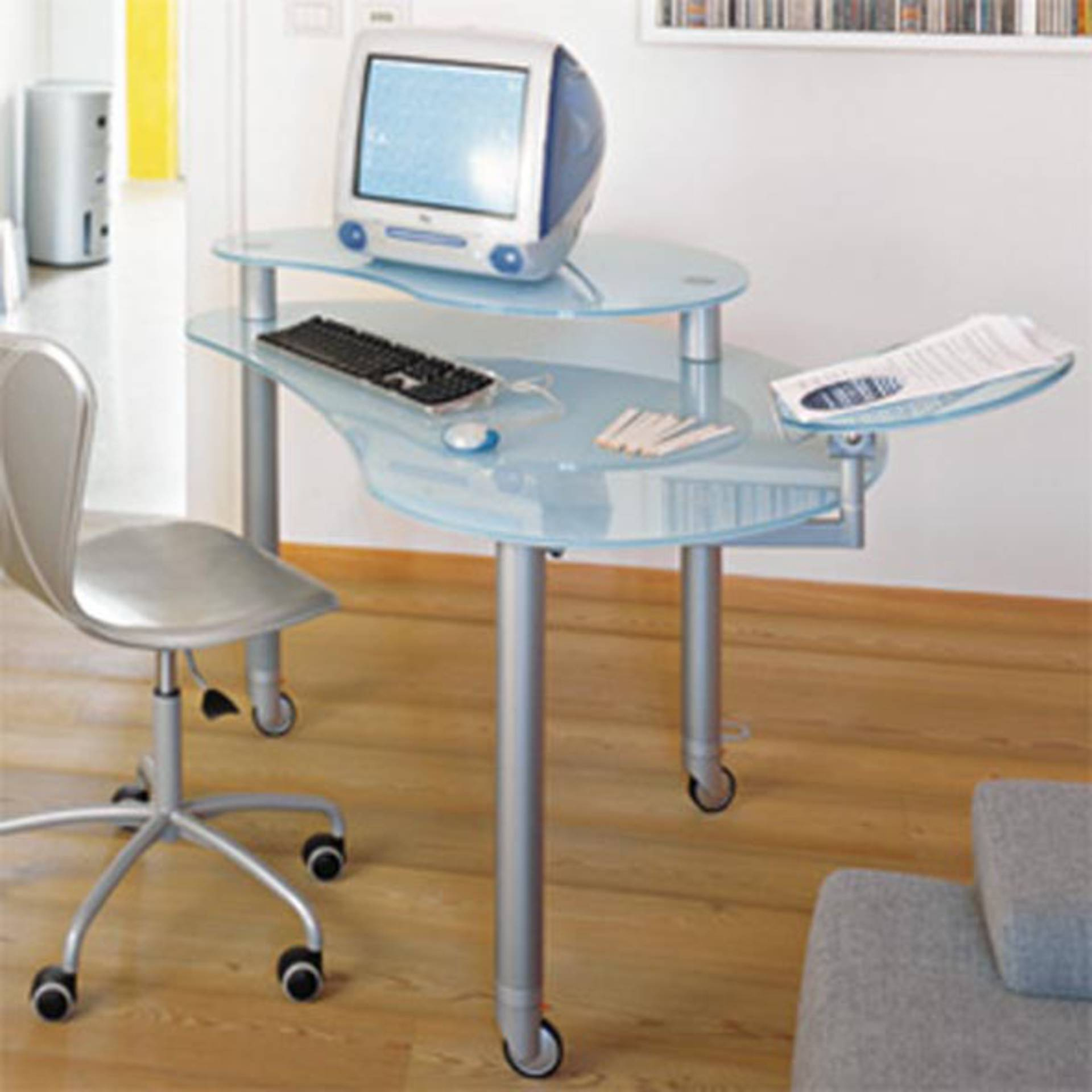 Contemporary Home Office Computer Furniture by Cattelan  Contemporary Home Office Computer Furniture by Cattelan   Home Reviews. Contemporary Home Office Computer Desk. Home Design Ideas