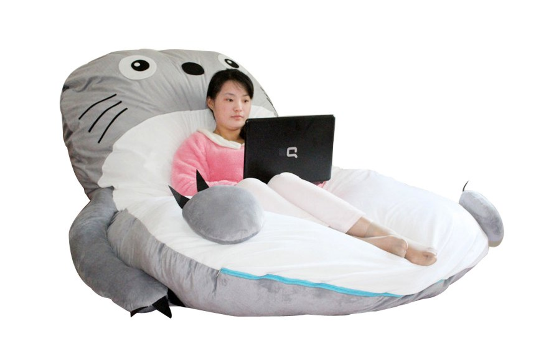 fortable Bed and Sleeping Bag Totoro Home Reviews