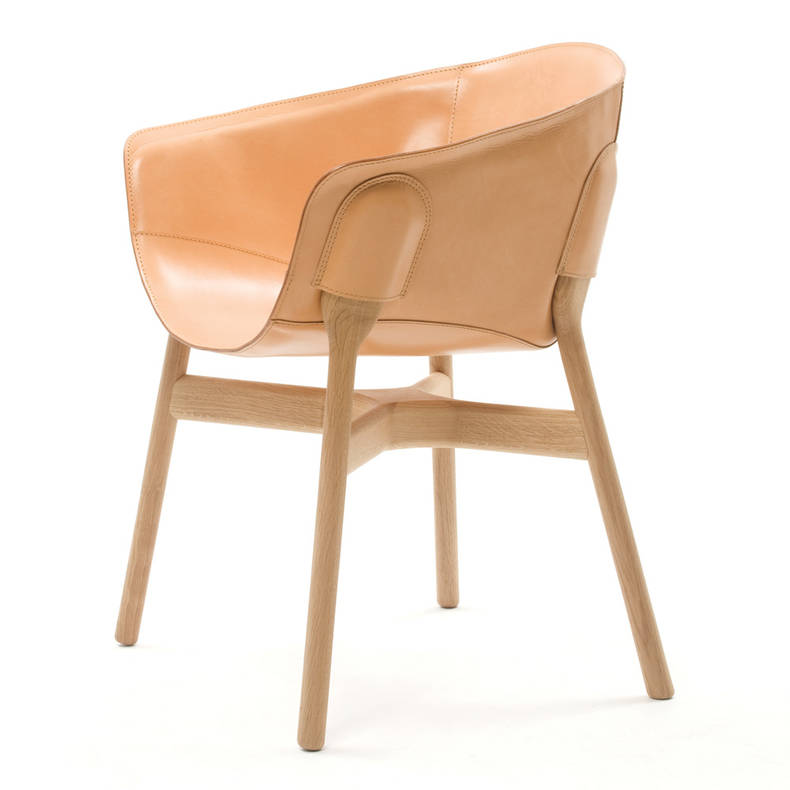 Cozy Pocket Chair by DING3000