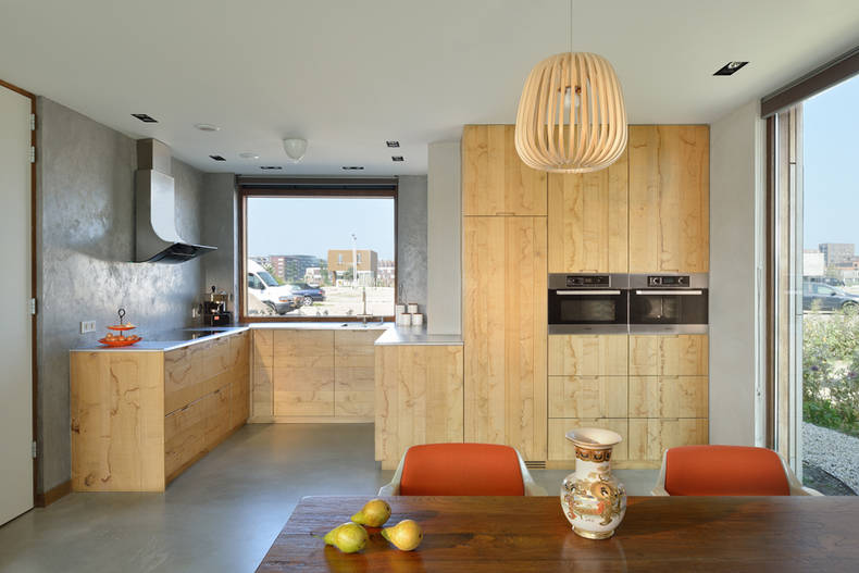 House with an Office by Egeon Architecten