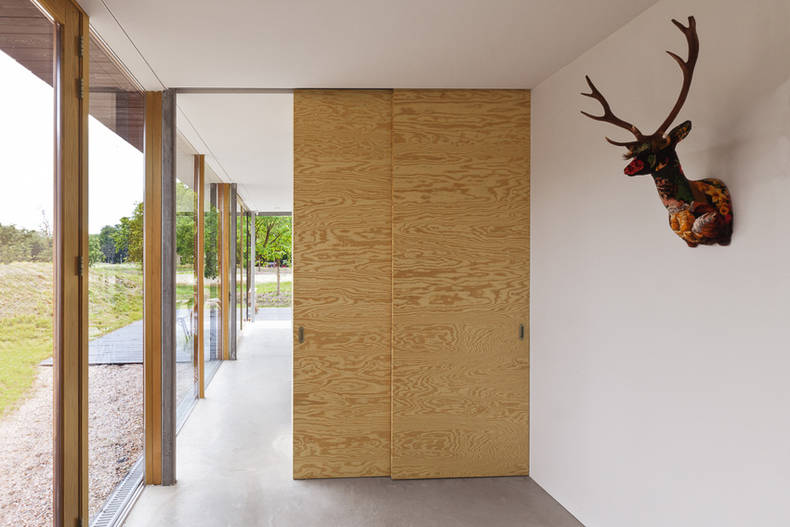 The Design of the House in Kennemerdeynen Dutch National Park: I29 Interior Architects